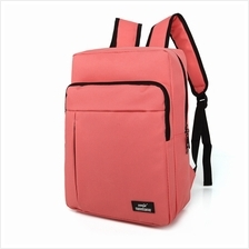2017 Korean Selection Fashion Premium Travel Outing Backpack ( Pink )