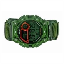 Bum Men Digital Chrono Watch BF17906 (Nylon)