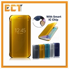 S-View Samsung Galaxy Note 5 Flip Wallet Case / Casing with Smart IC C