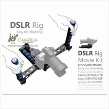RIG MOVIE KIT SHOULDER MOUNT FOR DSLR / VIDEO CAMERA