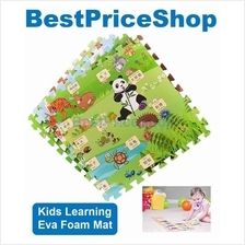 Non Toxin Education Cartoon Eva Foam Mat Baby Kids Playing Mats Carpet