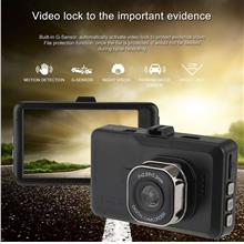 3.0 inch LCD Dash Camera Video Car DVR Recorder Full 1080P HD G-Sensor..