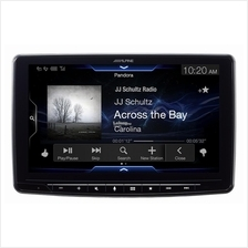 Alpine iLX-F309E 9 Digital Media Station Apple CarPlay Android Auto (