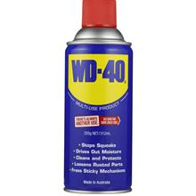 WD40 Anti Rust Lubricant 277mL WD-40