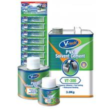 VT-300 PVC Solvent Cement PVC Glue Adhesive 100g and 500g