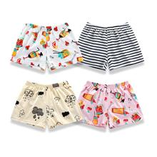 [KC 018] Baby Child 100% Cotton Pants Shorts Cute Simple Clothing Pant