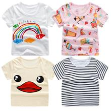 [KC 016] Fashion Kids Clothing Baby Child Shirt Child Wear Cute Trendy