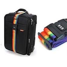 Travel Luggage Safety Belt with Combination Lock Password Lock