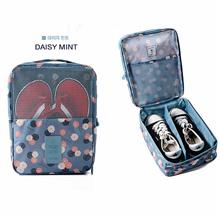 Travel Shoe Pouch Organiser Bag Ver 2 Water-Resistant