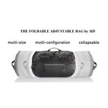 THE FOLDABLE ADJUSTABLE BAG BY MD