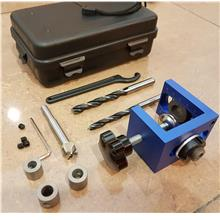 Woodworking Pocket Hole Locate Punch Jig Kit ID889748