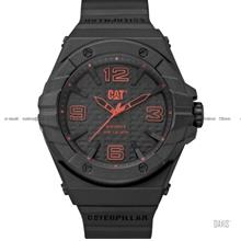 Caterpillar CAT Watches LE.111.21.134 SPIRIT II Silicone Black Red