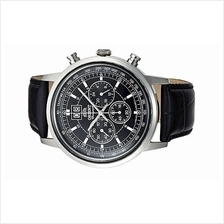 ORIENT Men Chronograph Date Watch CTV02003B