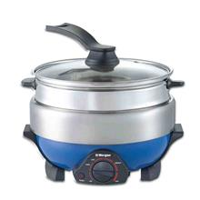 Morgan Multi Cooker with Steamer MMC-3400A (4.0L) SUS304 Stainless Ste