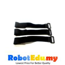 Velcro Strap Fitted Belt for Battery/Components 3pcs