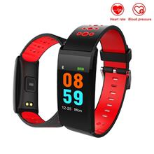 X20 Blood Pressure Heart Rate Monitor Color Display Smart Band Support
