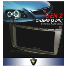 PROTON GEN2 Double Din/ 2 Din Dashboard Panel/ Head Unit Casing