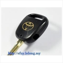 Toyota 1 button Replacement Key Shell for Caldina, Estima