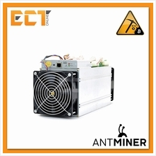 (Ready Stock) ANTMINER T9+ 10.5TH/s ASIC Miner with Power Supply (Bitc
