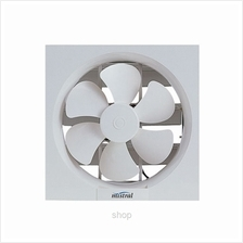 Mistral 8 Inch Wall Mount Exhaust Fan - MEF-801