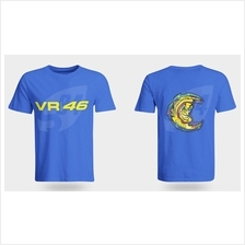 Rossi VR|46 Moon T-Shirt (front & Back)
