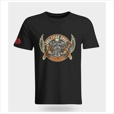 Harley Davidson Built for Speed Classic  T-Shirt