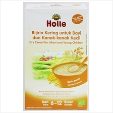 Holle Dry Cereal for Infant and Young Children (From 6 to 12 months) -