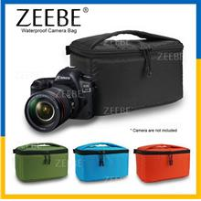 ZEEBE Water Resistant Camera DSLR Bag Outdoor Travel Carry Case Cover