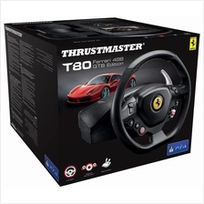 # Thrustmaster T80 Racing Wheel # Support PS3/PS4 Only.