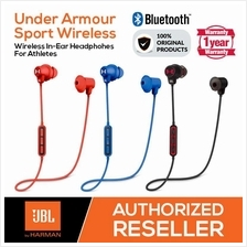 JBL Under Armour Sport Wireless Bluetooth In Ear Headphones Athletes