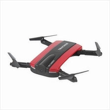 JXD 523 MINI FOLDABLE RC POCKET DRONE BNF WIFI FPV 0.3MP CAMERA / G-SE