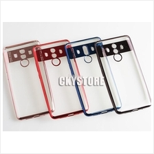 Huawei Mate 10 / Mate 10 Pro Electroplated Transparent TPU Case