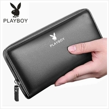 Playboy Luxury Brand Men Wallets Long Men Purse Wallet Male Clutch