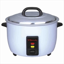 Butterfly Rice Cooker 5.6 Liter - BRC-6038)