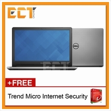 Dell Inspiron 15 (5559) Touch Laptop (Core i3-6100U 2.30GHz,500GB,4GB,