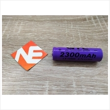 1 UNIT 3.7V 2300mAh 14500 AA Li-ion Rechargeable Battery