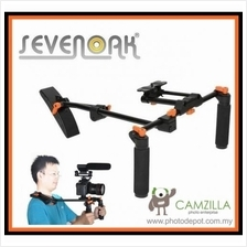 SEVENOAK SK-R05 Adjustable DSLR Video Camera Shoulder rig SK-R05