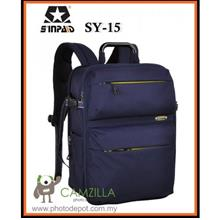 SINPAID SY-15 Professional DSLR Camera Bag Travel Waterproof 15.6inch