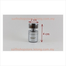 Sinor S-05 Brass Chrome 360° Turning Spout Nozzle
