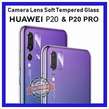 Camera Lens Soft Tempered Glass for Huawei P20 / P20 PRO