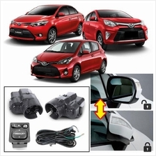 TOYOTA VIOS 2013 - 2018 Fold Mirror EF Motor with Power Mirror Switch