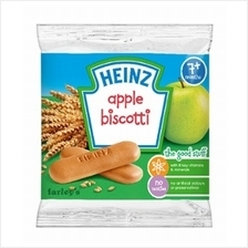 Heinz: Apple Biscotti 60g (From 7+ Months))