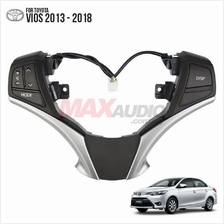 TOYOTA VIOS 2013 - 2018 Plug and Play Multimedia Steering Control
