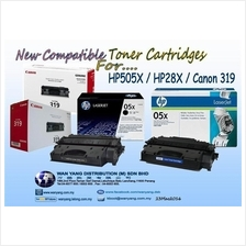 HP505X/HP28X Canon 319 Compatible Toner cartridges