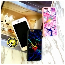 Promotion Colourful Silicon Fashion Case iPhone 6 6S FREE Cable