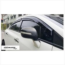 HONDA CIVIC 2016 MUGEN Anti UV Light Door Visor