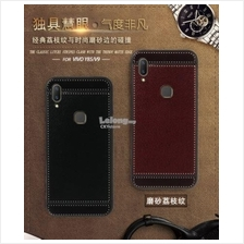VIVO V9 SLIM NEON PU Leather TPU Back Case