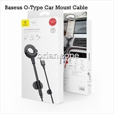 Baseus O Type Shape Car Mount Holder Cable Clip 3 in 1 Functions