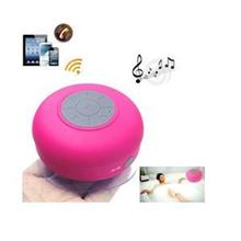 Mini HIFI Waterproof Wireless Bluetooth Handsfree Mic Speaker Shower