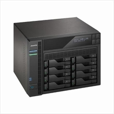 ASUSTOR AS6208T Quad-Core Flagship 8-Bay NAS